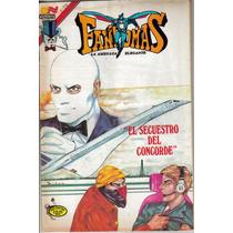 Fantomas.comic. De La Serie Avestruz Grande. Novaro. $75.00