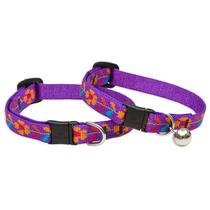 Collar Para Gato Con Cascabel De 1/2 Lupine Garantizado