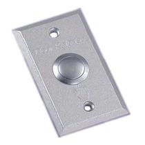 Abk800a Botón Liberador De Puerta / Estructura De Aluminio /
