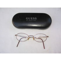 Lentes Oftálmicos Guess Mod. Gu 1055 Color Cobre