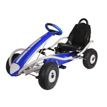 Carrito De Pedales Dakar S Racer Kettler Go-cart Para Niños