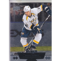 2012 - 2013 Ud Black Diamond Double Shea Weber D Predators
