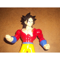 Figura Dragon Ball Z Gt Goku Super Saya 4 Sayayin