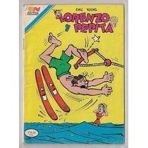 Comic Lorenzo Y Pepita Novaro 1984