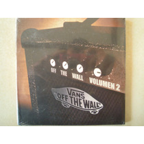 Vans Cd Of The Wall Compilado Varios New Y Sellado