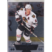 2012 - 2013 Black Diamond Double Duncan Keith D Blackhawks