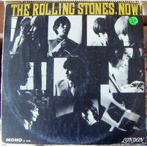Rock Inter, The Rolling Stones, Now, Lp 12´, México, Dmm