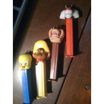 Dispensadores Pez Looney Toones 021