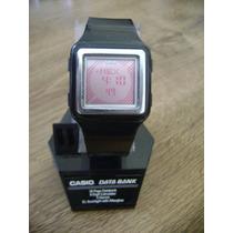 Reloj Casio Poptone Ldf-21 .... Dígitos En Color Rosa.