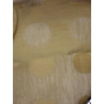 Rollo Tela Española P/tapiceria Beige $2290 X 19 Mts