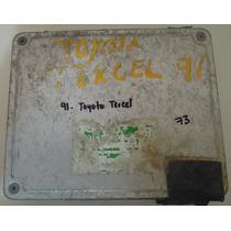 Computadora 1991 Toyota Tercel Ecu Ecm Pcm