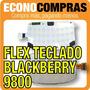 Cable Flex De Teclado Blackberry 9800 100% Nuevo!!!!!!!!!!!!