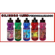10 Cilindros 1lt Dulceropersonalizados Etiqueta Plastificada