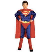 Disfraz De Superman Para Niños, Envio Gratis