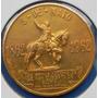 Medalla 5 De Mayo Puebla 1960-1963 Bronce Nueva Excelente