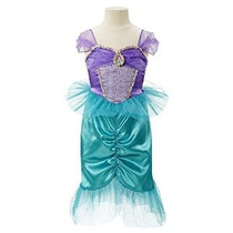 Disney Princess Claves Para El Ariel Dress Unido