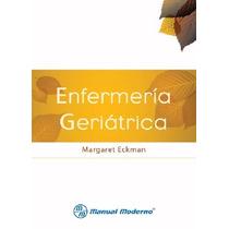 Libros Enfermería Geriátrica Ma$nu_al Moderno.