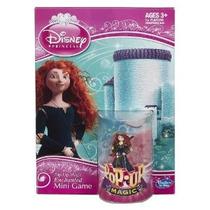 Disney Pop-up Magia Enchanted Mini Juego Con Mérida