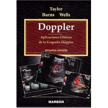 Libro: Doppler. Aplicaciones Clínicas De La Ecografía Pdf