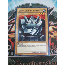 Yugioh X2 Giant Soldier Of Stone Comun 1st Lcyw-en007