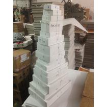 Caja Para Envoltura De Regalo 10 (mayoreo) 250 Pcs.
