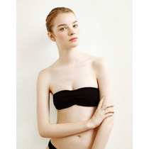 Oysho Clean Collection Ruched Bra L