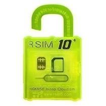 R-sim10+ Liberar Iphone 4s,5,5c,5s,6,6+,6s,6s+ios 9 Original