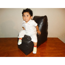 Minilounge Puff Sillón Puff Infantil Para Niños Envio Gratis