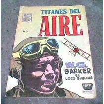 Comic Titanes Del Aire No.26