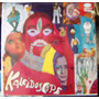 Rock Mexicano, Kaleidoscope, Edgar Zamudio, Lp 12´, Fdp