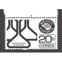 Mexico Exporta Productos Quimicos 20 C 6xta Serie Nueva Vbf