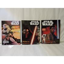Star Wars Fiestas 10 Libros Colorear Recuerdos Premios Bolo