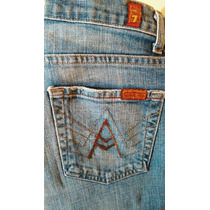 Seven For All Mankind Jeans Para Caballero 29x30. True, R&r.
