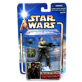 Endor Rebel Soldado W / Barba Star Wars #33 Figura