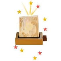 Truco De Magia - Casa De La Moneda De Papel Transformación