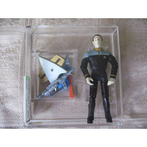 1999 Afa 90 Star Trek Lt. Commander Data Starfleet Comm