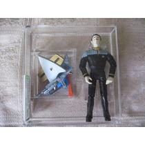 1999 Afa 90 Star Trek Lt. Commander Data Starfleet Comm