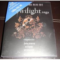 Twilight Saga Crepusculo En Bluray