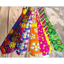 Batukada 10 Corbatas Artículos De Fiesta Promoción