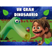 Kit Imprimible Un Gran Dinosaurio Tarjetas Invitaciones