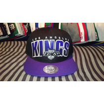 Gorra Mitchell And Ness Los Angeles Kings Snapback