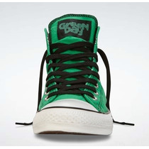 Converse Green Day 100% Originales 3
