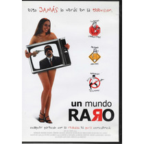 Un Mundo Raro - Ana Serradilla - 1 Dvd