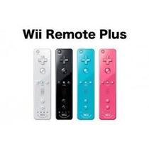 Control Wii Mote Con Motion Incluido + Nunchuck