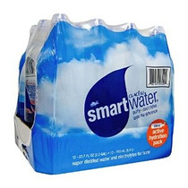 Smartwater Sportstop 12 / St Botella 700ml