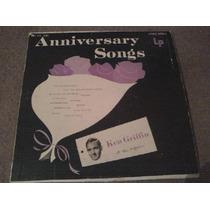 Disco Lp De Anniversary Songs Ken Griffin