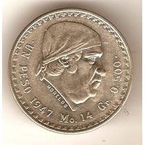 2 Pesos De Plata