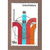 Naciones Unidas Dia Mundial De La Salud 1972