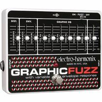 Electro-harmonix Graphic Fuzz Pedal De Efectos