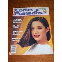 Claudia Ramirez · Revista Belleza Cortes Y Peinados